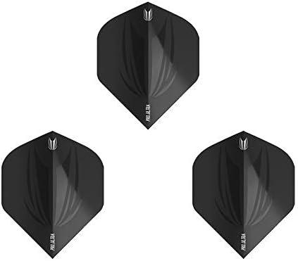 TARGET ターゲット ID PRO VISION ULTRA フライト スタンダード ライムグリーン <334930> ダーツ フライト
