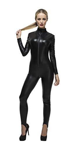 89ab0346d25 Discoball Catwomen Jumpsuit PU Leather Catwoman Catsuit Costume ...