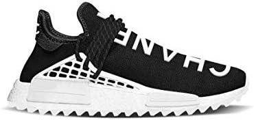świetne oferty nowe niższe ceny w sprzedaży hurtowej Pharrell Williams x Chanel x adidas NMD Human Race Black ...