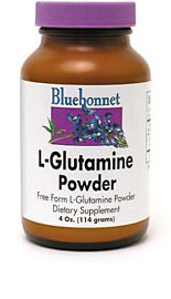 Casher Bluebonnet L-Glutamine 5000 mg de poudre 8 OZ