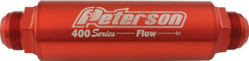 Peterson Fluid Systems 09-0425 In-Line Oil Filter by Peterson Fluid Systems (Image #1)
