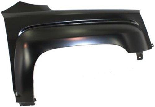 Crash Parts Plus Front Passenger Side Primed Fender Replacement for 2010-2014 GMC Terrain