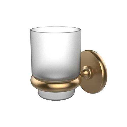 Allied Brass P1066-BBR Wall Mounted Tumbler Holder, Brushed Bronze