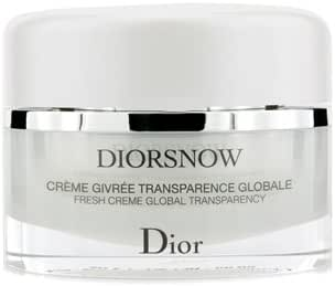 Christian Dior snow Fresh Creme Global Transparency 15ml