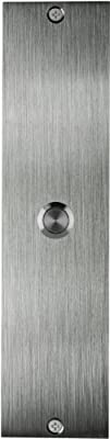 Waterwood Large Rectangle Stainless Steel Doorbell