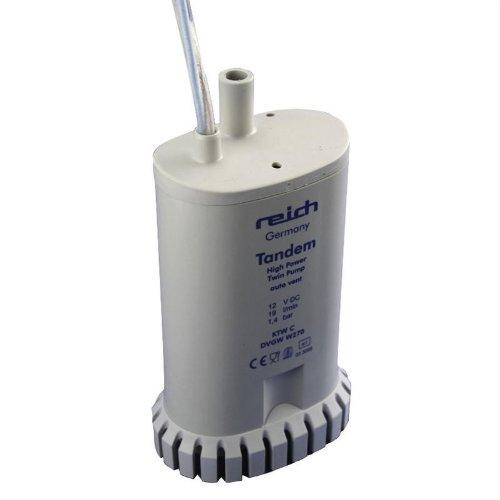 REICH Tauchpumpe TWIN 19 Liter/1, 4 Bar E/Sieb
