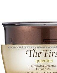 The First Green Tea Natural Moisture Eye Cream – Fermented Green Tea Review