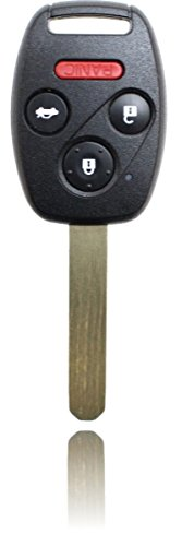 New Aftermarket 2011 Honda Accord Keyless Entry Key Fob Remote and Uncut - Entry Keyless New Aftermarket