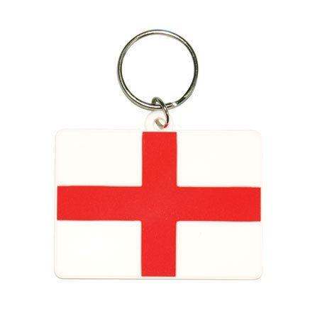 Llavero de cruz de San Jorge de nuevo producto oficial ...