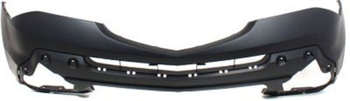 CPP Primed Front Bumper Cover Replacement for 2007-2009 Acura MDX Acura Mdx Front Bumper
