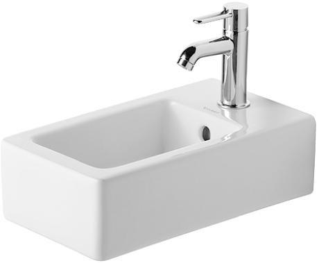 Duravit mano rubinetto lavabo bagno vero larghezza cm foro