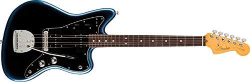 Fender American Professional II Jazzmaster Electric Guitar, Rosewood Fingerboard, Dark Night