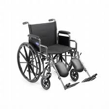 Invacare Wheelchair Desk length Elevating Legrests product image