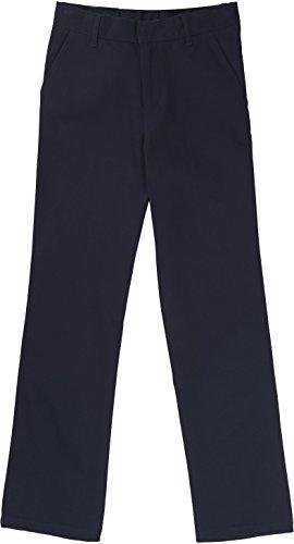 Uniform Flat Front Pants - 8