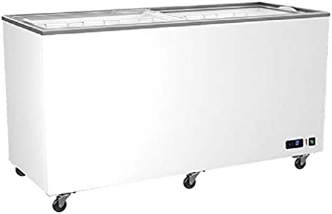 Virtus – congelador de puertas correderas – 208 a 640 litros 1620 mm: Amazon.es: Hogar