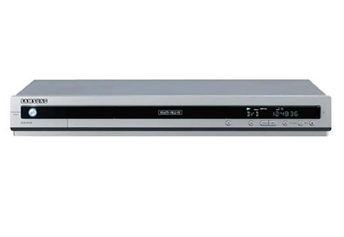 Remanufactured Samsung DVD-R120 Progressive Scan DVD Recorder