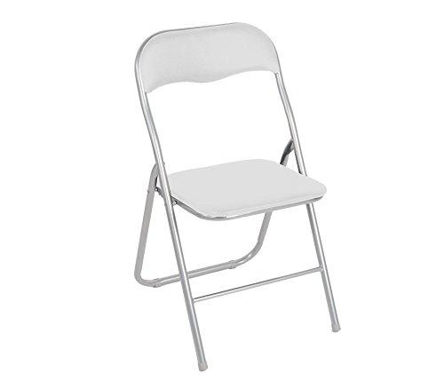 2008AN0816 Set de 2 sillas plegables mod. Madrid base ...