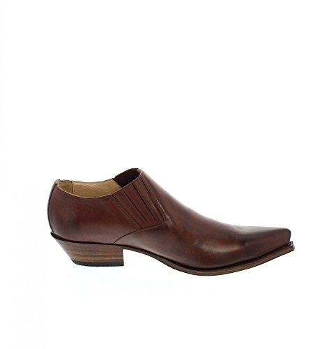 Sendra Boots4133 - Botas De Vaquero Unisex adulto marrón
