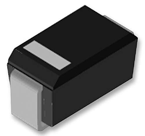 SMF5.0A - TVS Diode, SMF Series, Unidirectional, 5 V, 9.2 V, SOD-123FL, 2 Pins (SMF5.0A) (Pack of 100)