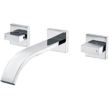 Moen Ts6730 90 Degree Two Handle Wall Mount Bathroom