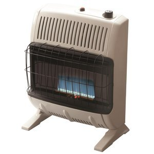 Propane Gas Vent (Mr. Heater 30,000 BTU Vent Free Blue Flame Natural Gas Heater MHVFB30NGT)