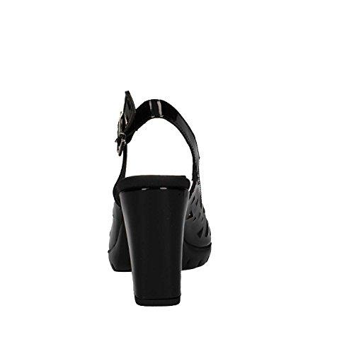 a 99112 Femmes Callaghan decollet Chaussures pour Black sauté Noir x6InqgfTwC
