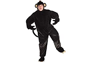 AMSCAN Monkey Business Halloween Costume for Men, Plus Size, with Included Accessories