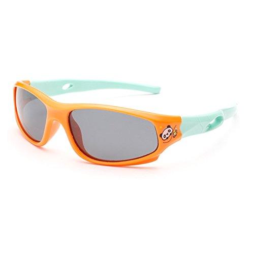 IPOLAR GSG800025C4 Fashionable Hard TAC Polarized Lens Fashion TR90 Frames - Bolero Sunglasses Polarized