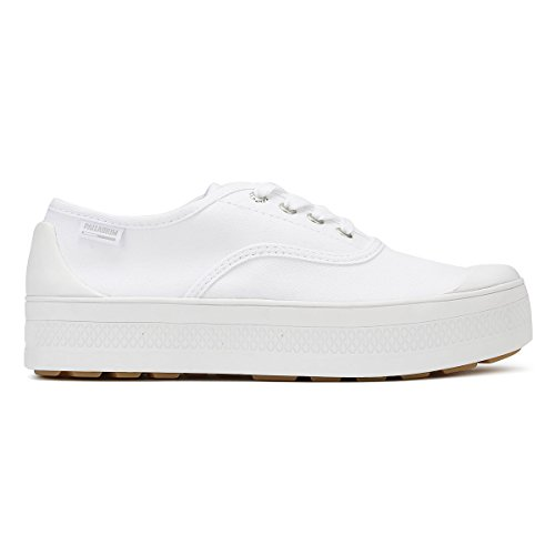 Baskets Palladium Low Canvas Sub Femme OWWav1FP