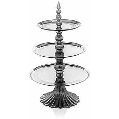 Michael Aram 175450 Palace Etagere Grande Silver