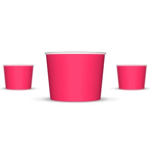 ice cream bowls pink - 1