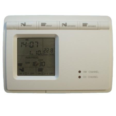 digital boiler thermostat - 8