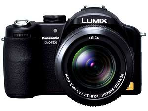 Panasonic DMC-FZ30-K LUMIX ブラック