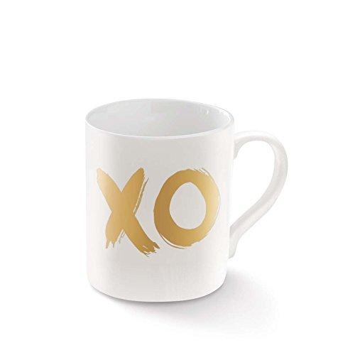 Fringe Studio Brush XO Mug, Journals and Housewares by Fringe Studio (Image #1)