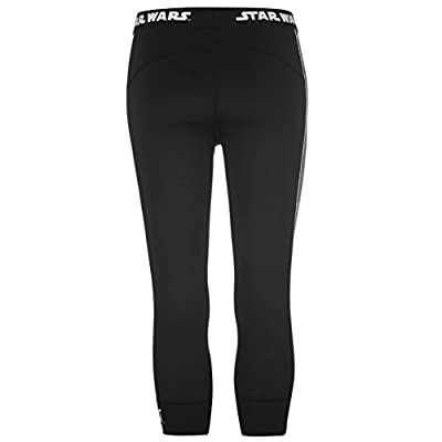 Everlast Womens Star Wars Capri Pants Tights Trousers Activewear Print Workout