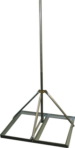 UPC 857450002081, Ambient Weather EZ-NPP Tripod and Mast Assembly with Platform