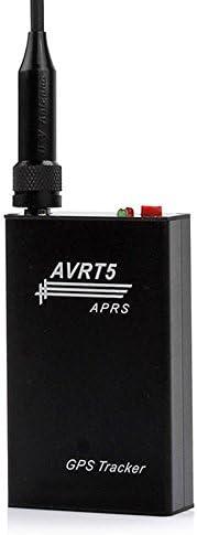 avrt5 banda VHF APRS Rastreador, construir en GPS/bluetooth ...