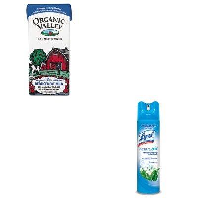 KITORV20332263RAC76938EA - Value Kit - Organic Valley Milk (ORV20332263) and Neutra Air Fresh Scent (RAC76938EA)
