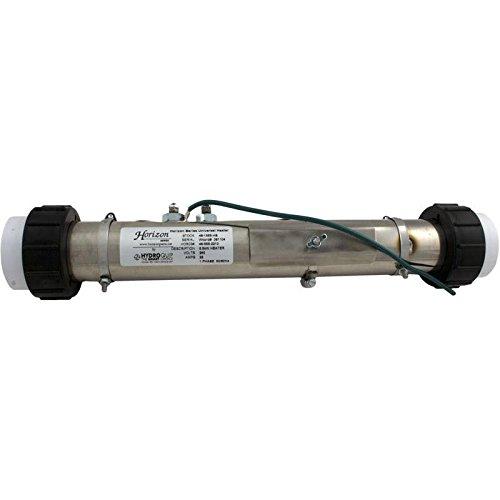 - Horizon Spa HydroQuip Universal Flo Thru Heater Assembly 2