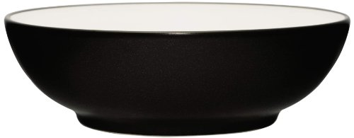 Noritake Colorwave Bloom Soup/Cereal Bowl, Graphite Noritake Colorwave Graphite Cereal