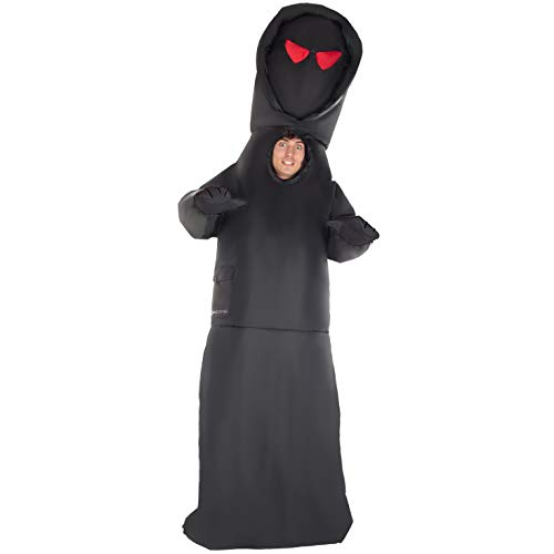 Morph Giant Inflatable Death Costume Adults Grim Reaper