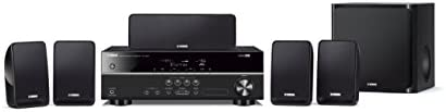 Yamaha YHT-1810 5.1 Channel Home Theatre System
