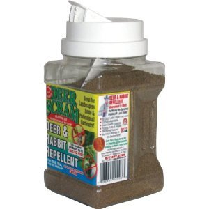 Scram Rabbit Repellent (Deer Scram Granular Deer & Rabbit Repellent)