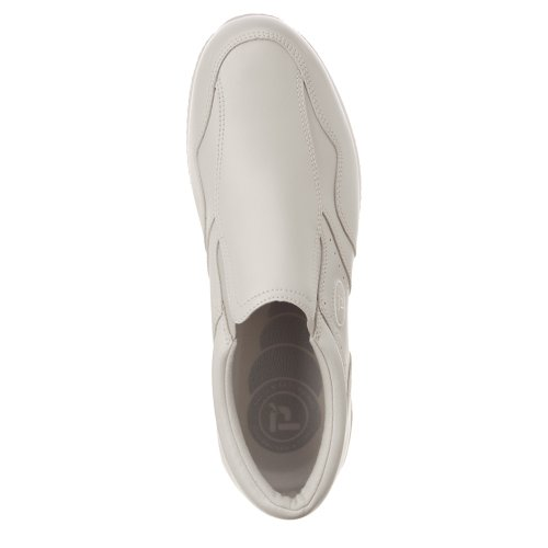 Propet Mens Crossroads Athletic Sport White Leather m9NmKN