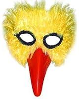 vogel feder fasching anzug augen maske mit plastik schnabel in drei stilen zuf llige zuteilung. Black Bedroom Furniture Sets. Home Design Ideas