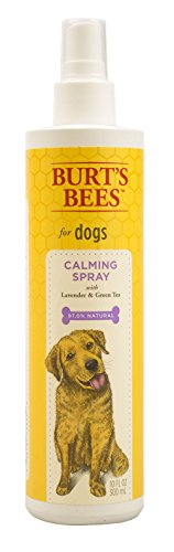 All-Natural Calming Spray with Lavender and Green Tea | Best Calming Spray for All Dogs And Puppies With Sensitive Skin, 10 ounces ()