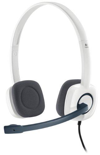 Logitech Stereo Headset H150 – Cloud White (981-000349), Best Gadgets
