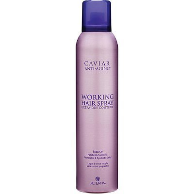 ALTERNA CAVIAR ANTI-AGING Working Hair Spray 15.5 oz