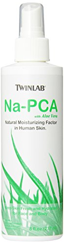Twinlab Na-PCA Non-Oily with Aloe Vera, 8 Ounce by Twinlab