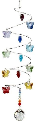Woodstock Spiral Rainbow Butterflies Collection